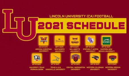 Lincoln University Debuts its Football Match against Arizona Christian University