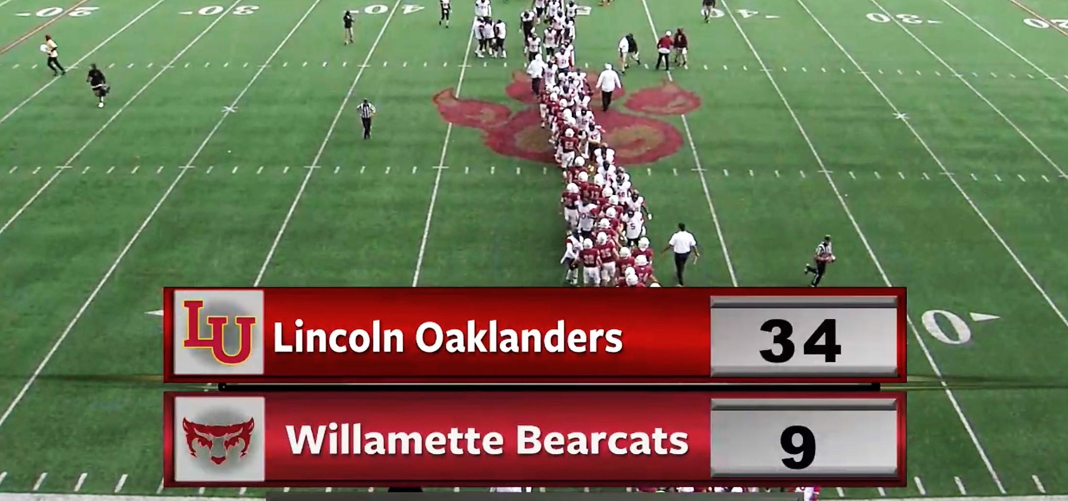 LU vs bearcats